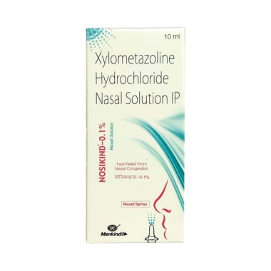 Nosikind 0.1% Nasal Solution