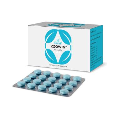 Charak Zzowin Tablet