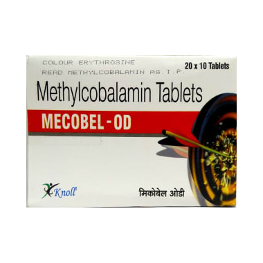 Mecobel OD Tablet