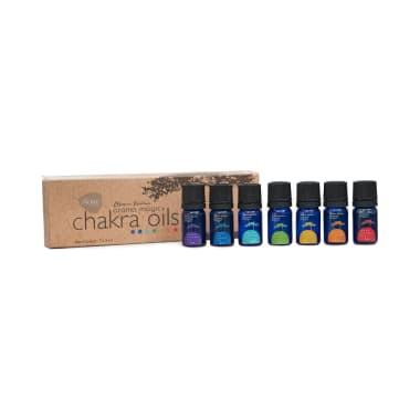 Aroma Magic Chakra Oils (5ml Each)
