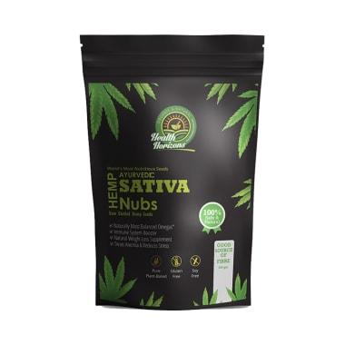 Health Horizons Ayurvedic Sativa Hemp Nubs