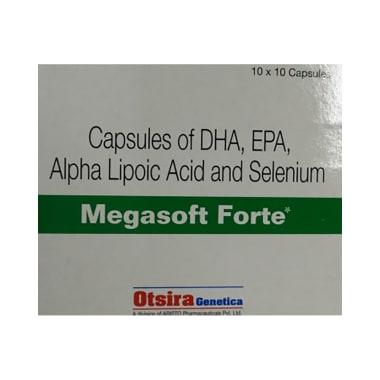 Megasoft Forte Capsule