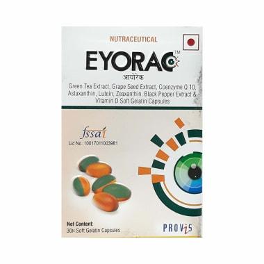 Eyorac Soft Gelatin Capsule