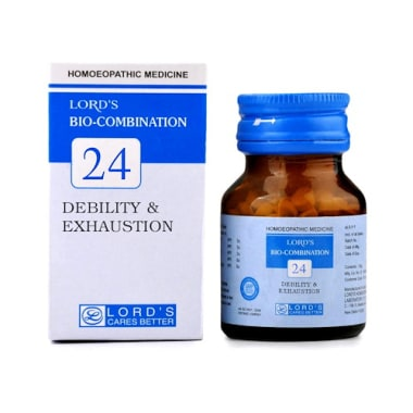 Lord's Bio-Combination 24 Tablet