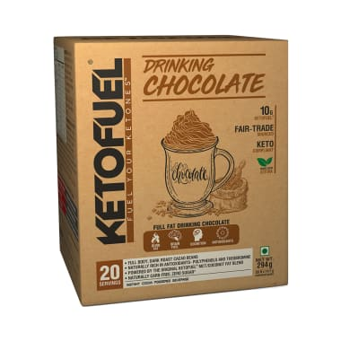 Ketofuel Drinking Chocolate (14.7gm Each)