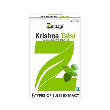 Zindagi Krishna Tulsi