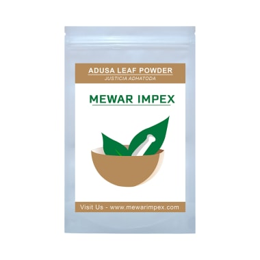 Mewar Impex Adusa Leaf Powder