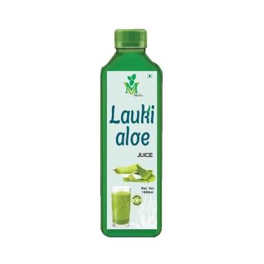 Mint Veda Lauki Aloe Juice No Added Sugar