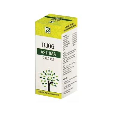 Dr. Raj RJ06 Asthma Drop