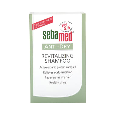 Sebamed Anti-Dry Revitalizing Shampoo