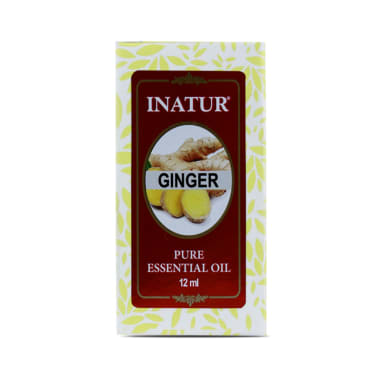 Inatur Ginger Pure Essential Oil