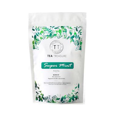 Tea Treasure Minty Fusion Green Tea