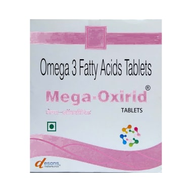 Mega-Oxirid Tablet