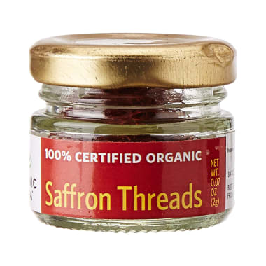 Organic India Saffron Threads