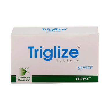 ट्रिग्लाइज़ टैबलेट