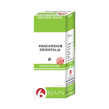 Bjain Anacardium Orientalis Mother Tincture Q