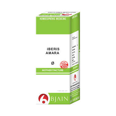 Bjain Iberis Amara Mother Tincture Q