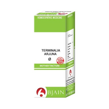 Bjain Terminalia Arjuna Mother Tincture Q