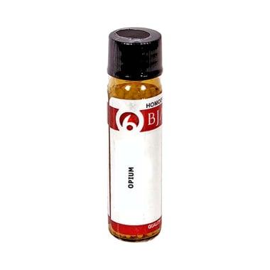 Bjain Opium Globules 12 CH