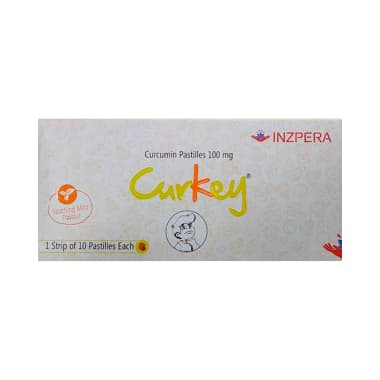 Curkey Pastilles Soothing Mint