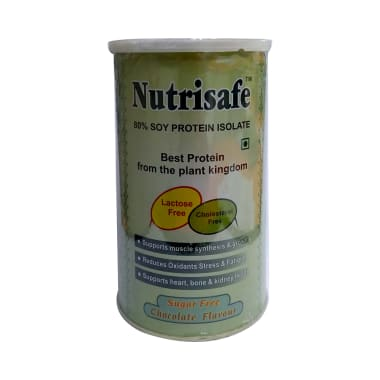 Nutrisafe Powder Chocolate Sugar Free