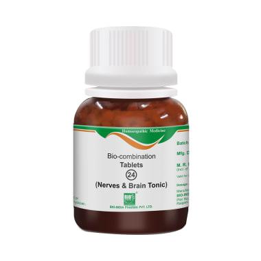 Bio India Bio-combination 24 Tablet