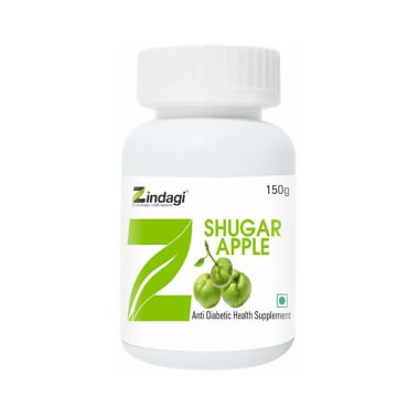 Zindagi Shugar Apple Powder
