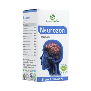 Ayurveda Redefined Neurozon Capsule