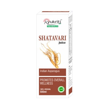 Ayukriti Herbals Shatavari Juice