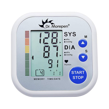 Dr Morepen BP-02 Blood Pressure Monitor