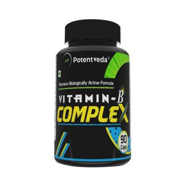 Potentveda Vitamin-B Complex Capsule