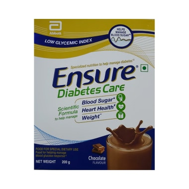 Ensure Diabetes Care Powder Chocolate