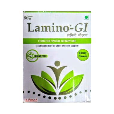 Lamino-GI Powder Cherry Sugar Free