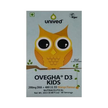 Unived Ovegha D3 Kids Orange