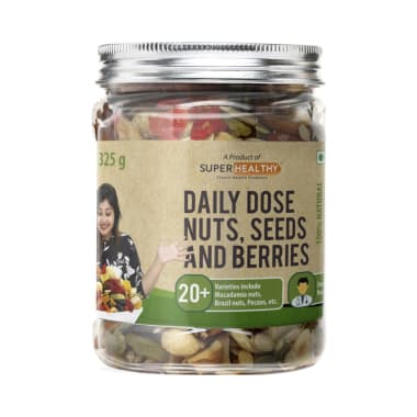 Super Healthy Daily Dose Nuts, Seeds & Berries