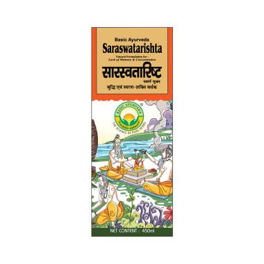 Basic Ayurveda Saraswatarishta