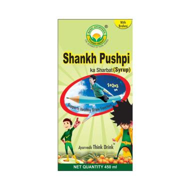 Basic Ayurveda Shankh Pushpi Ka Sharbat