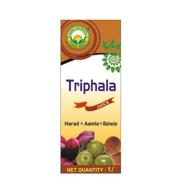Basic Ayurveda Triphala Juice