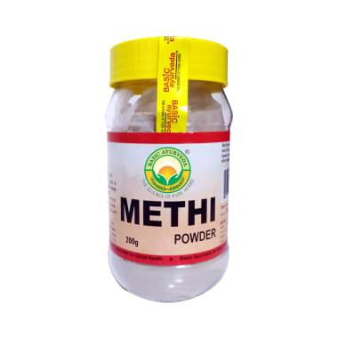 Basic Ayurveda Methi Powder