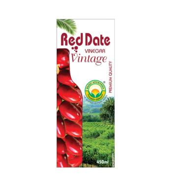 Basic Ayurveda Red Date Vinegar