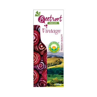 Basic Ayurveda Beet Root Vinegar