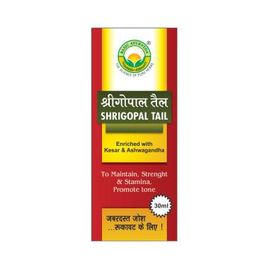 Basic Ayurveda Shri Gopal Tail