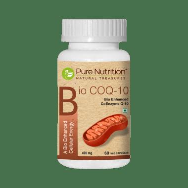 Pure Nutrition Bio COQ-10 Capsule