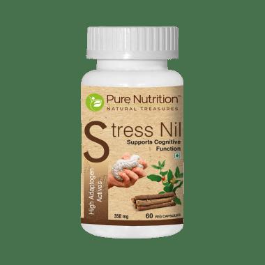 Pure Nutrition Stress Nil Veg Capsule