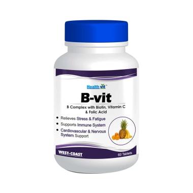 HealthVit B-Vit Tablet