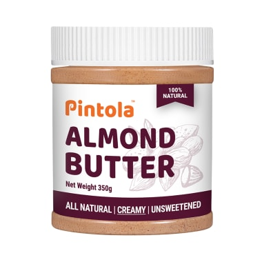 Pintola All Natural Almond Butter Creamy