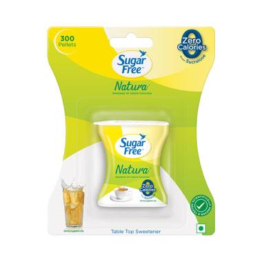 Sugar Free Natura Pellets