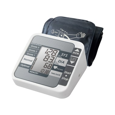 Dr. Gene AccuSure TS Automatic Blood Pressure Monitoring System
