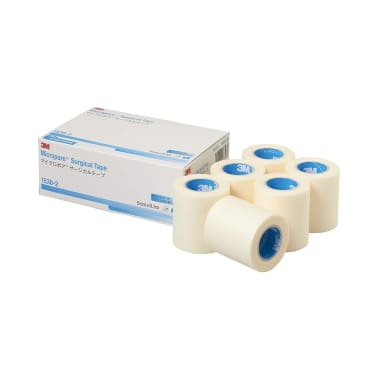3M 1530-2 Micropore Surgical Tape 5cm x 9.1m 5cm