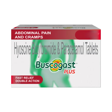 Buscogast Plus Tablet
